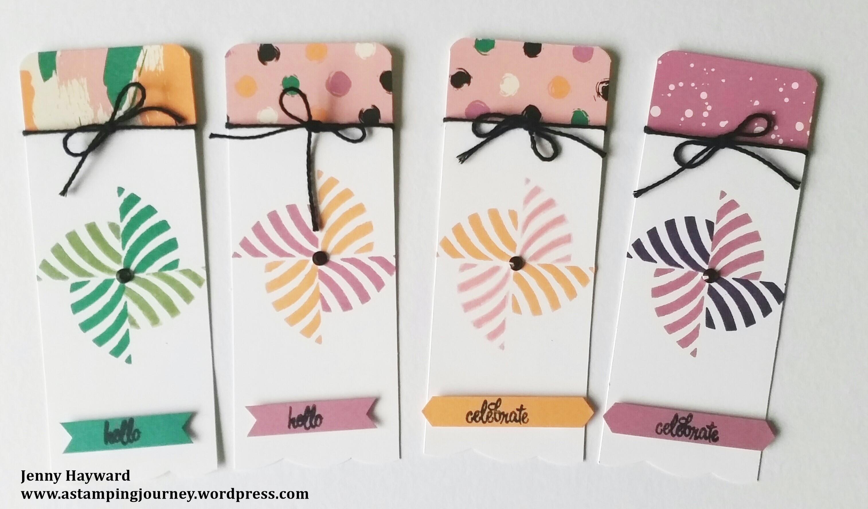 swirly tags