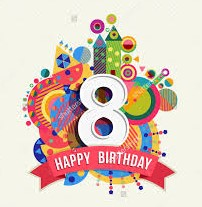 8 birthday