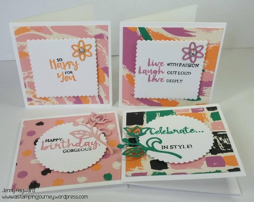 mini-cards
