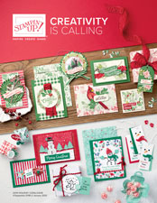2019 Stampin' Up! Holiday Catalogue